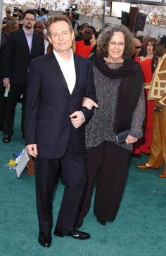 "John Paul Jones and his wife Maureen ""Mo""...married 46 years now!"