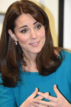 Kate Middleton Photos - The Duchess Of Cambridge Visits Action On Addiction - Zimbio