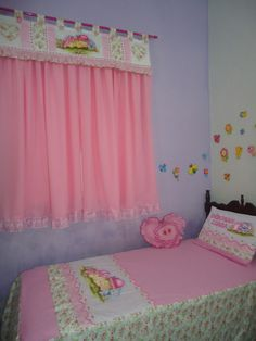Kids Bedroom, Bedroom Decor, Bed Cover Design, Fabric Paint Designs, Doll House Plans, Sewing Baby Clothes, Home Room Design, Room Paint, Bed Covers