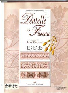 Archivo de álbumes. Cosas interesantes Bobbin Lace Patterns, Textile Patterns, Freeform Crochet, Crochet Lace, Lace Jewelry, Needle Lace, Lace Making, Album, Handmade Crafts