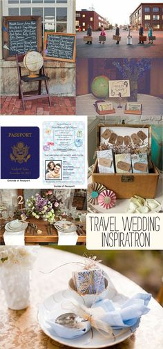 30 travel themed wedding ideas you ll want to steal travel themed