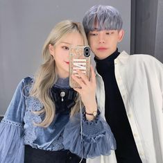 Couple Ulzzang, Ulzzang Korean Girl, Cute Relationship Goals, Cute Relationships, Kpop Couples, Cute Couples, Couple Look, Korean Best Friends, Korean Aesthetic