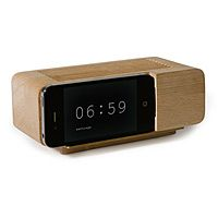 IPHONE ALARM DOCK | UncommonGoods