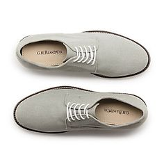 Mens Footwear | Oxfords & Bucs - Mens Oxford Shoes & Buck Shoes - G.H. Bass & Co.