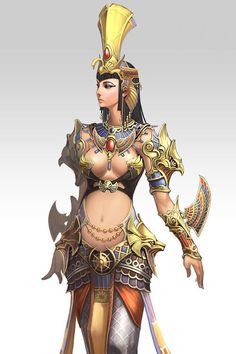 you-are-bolin submitted: Atlantica Online has some rather ridiculous armor. However, this one stood out to me. It has the potential to look awesome, but theres a lot of things wrong with it. Shes also supposed to be from Egypt. She doesnt look very Egyptian. Well, that certainly is offensive in more than one ways.