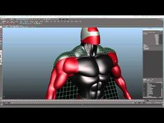 Maya Ncloth tutorial - YouTube