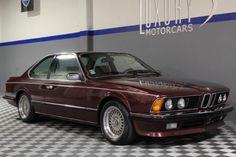1983 BMW 635CSI Euro