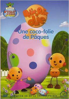 Buy Rolie Polie Olie - Une Coco-Folie de Paques on DVD Movie. Movie Gifs, Movie Tv, 2000s Kids Shows, Childhood Movies, Easter Eggs, Videos, Peace, Disney, Books