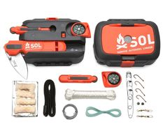 SURVIVAL KIT | Camping Kit, Outdoor Tool Kit | UncommonGoods