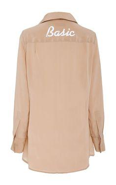 Dresshirt x WeWoreWhat Collaboration - Pre-order now on Moda Operandi