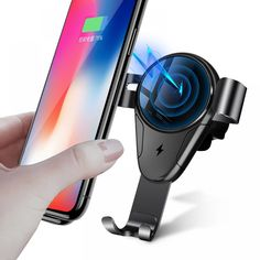 Essager Car Mount Qi Wireless Charger For iPhone 11 Pro XS Max Xiaomi Samsung Fast Wireless Charging Car Phone Holder. Subcategory: Mobile Phone Accessories & Parts. Charger Holder, Iphone Holder, Car Holder, Car Phone Mount, Car Mount, Macedonia, Belize, Uganda, Puerto Rico