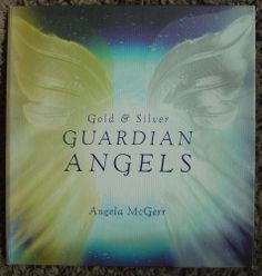 Gold & Silver Guardian Angels - Oracle Cards - Angela McGerr 2004