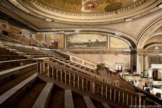 While there are many abandoned theaters in New York City, the abandoned theaters of Connecticut are worth looking into.