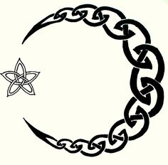 celtic symbols | ... symbols, Celtic Moon Tattoo by Iolair01 tattoo free download - tattoo