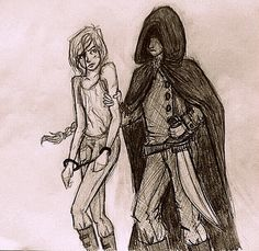 valezangi:  Adarlan's most notorious assassin by ~mademoisellemaripol Ahh! Throne of Glass stuff!