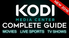 Today I unleash to you the complete setup guide for KODI or XBMC. I include how to install the most popular Repositories (repos) which in turn give you acces...