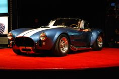 Shelby Cobra - Yes please!