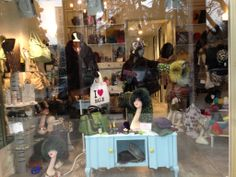 The fun and unique #shopping of #European #boutiques.