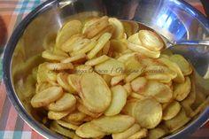 Patatine Croccanti al forno, Mangia senza Pancia 6PP