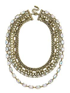 statement necklace from baublebar