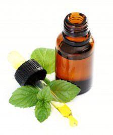 Essential Oil Skin Patch Test