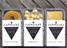 Cappello's gourmet #glutenfree noodles are the best of the best. Have you tried them yet?