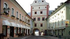 2016, week 44. Gmünd, Austria. Picture taken: 2005, 01