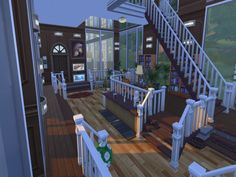 The Sims Resource: The House On The Hill by Gleick