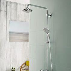 Con la compra de la columna de ducha termostática Euphoria System 180 de Grohe, llévate el grifo de lavabo Concetto http://www.sanchezpla.es/tienda-online/columnas/columna-ducha-termostatica-euphoria-system-180-grohe-copiar/