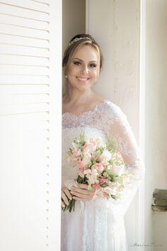 Casamento Caroline e Guilherme #Bouquet #BouquetDeNoiva #Flores #Casamento #Wedding