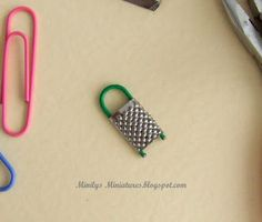 Minilys Miniatures: Tutoriales e ideas para miniaturas