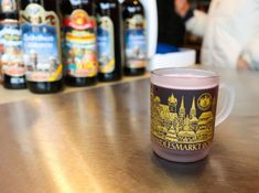 Drink gluhwein at the Nuremberg Christmas Market to warm up! Take the glass home as a souvenir. Nuremberg Christmas Market, Christmas Markets Germany, German Christmas Markets, Christmas In Europe, Spiced Wine, Mulled Wine, Winter Fun, La Jolla, Things To Do