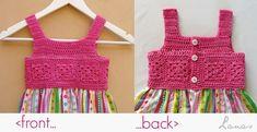 "Vestito [ ""(Crochet) I made"