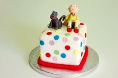 Tarta de Caillou  https://www.facebook.com/pages/Tu-Cocinero-a-domicilio/162749957107289