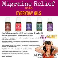 This blogger got rid of a migraine in MINUTES by following these steps!! Click the picture for more info on exactly what she did!