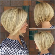 "Katie Sanchez on Instagram: ""Here's a few more angles of the textured bob I…"