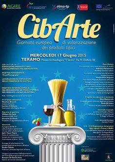 CibArte, prodotti tipici abruzzesi ed esteri in mostra a Teramo - L'Abruzzo è servito   Quotidiano di ricette e notizie d'AbruzzoL'Abruzzo è servito   Quotidiano di ricette e notizie d'Abruzzo