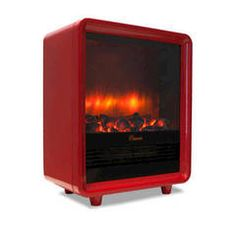 Portable Electric Fireplace with Wheels | Fire Pit For Your home ...