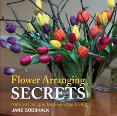 Jane's New Floral Design Book! (featuring some of my photos) | roots to blooms