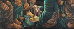 Anita Magsaysay-Ho | Cubist painter | Tutt'Art@ | Pittura • Scultura • Poesia • Musica Southeast Asian Arts, Impressionist, Oil On Canvas, Modern Art, Artist, Pinoy, Paintings, Musica, Paint