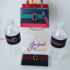 Gucci inspired favor bag, bottle label, chocolate wrapper package . . . . . . . #communityovercompetition #calledtobecreative #risingtidesociety #creativelifehappylife #mycreativebiz #blackhistorymonth #Aries #businesswoman #bosslady #creativepreneur #linkinbio #collaboration #networking #eventplanner #eventplanners #partyplanning #partyplanners #partyplanner #eventplanning #partydecorations #blackowned #candytabledecor #gucci #partygoods #taurus #birthdaydiva  #partymoms #evedeso…