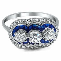 The Storm Ring from Brilliant Earth