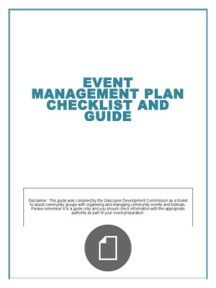 Image Result For Event Community Plan Template  Event Promotion