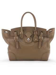 Soft Ricky Bag - Truffle