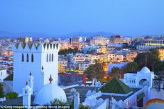 Rock the Kasbah: Tangier proved fertile terrain for the Stones - and is an intriguing city...