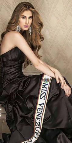 Miss Venezuela 2015 - Mariam Habach