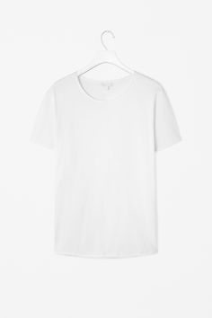 COS Rolled Edge t-shirt