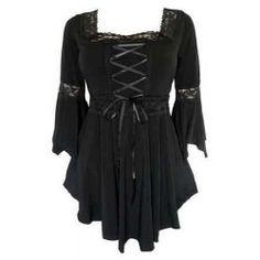 Black Blouses & Shirts   TwinkleDeals.com