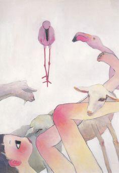 mocsow:    Aya Takano Japan Illustration, Graphic Illustration, Japanese Art Modern, Japanese Artists, Inspiration Art, Art Inspo, Sketchbook Inspiration, Charcole Drawings, Aya Takano