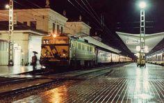 Córdoba, antigua estación de Córdoba.